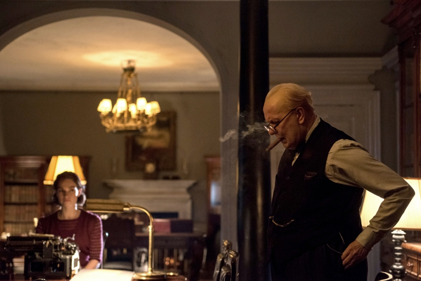Eleven: Darkest Hour,  Turning 30, and the Glory of Littleness