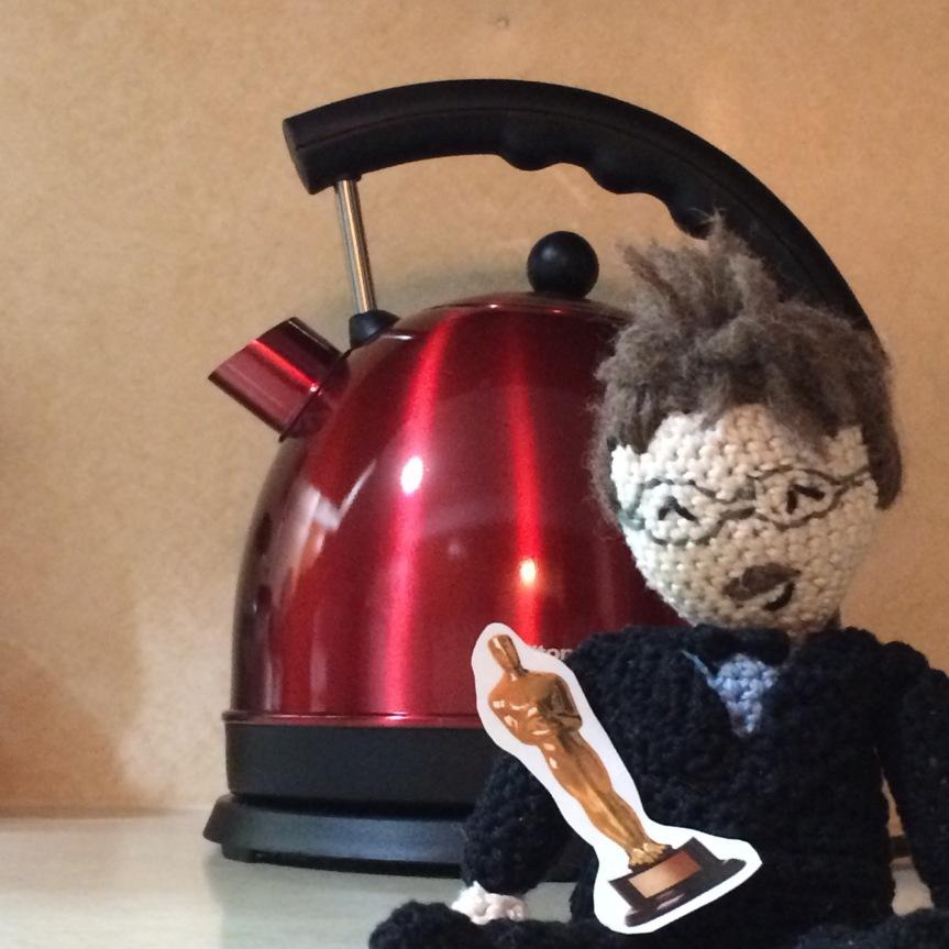 Put the kettleon…