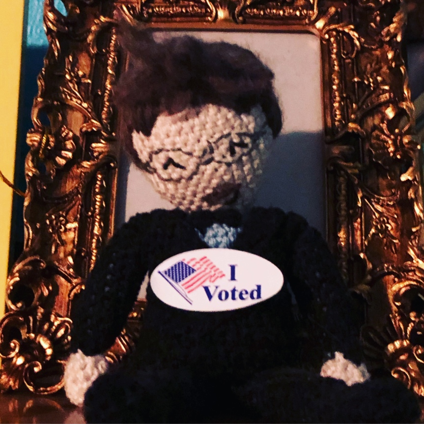 Tiny Gary is all about civic duty